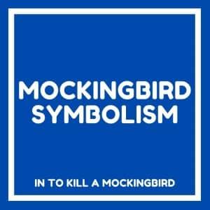 mockingbird symbolism