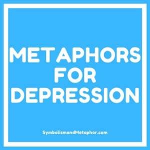 metaphors for depression