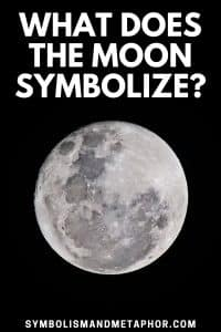 what does the moon symbolize