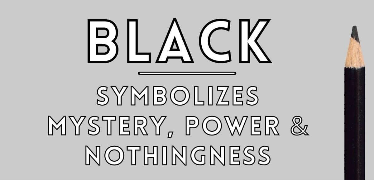 black symbolism