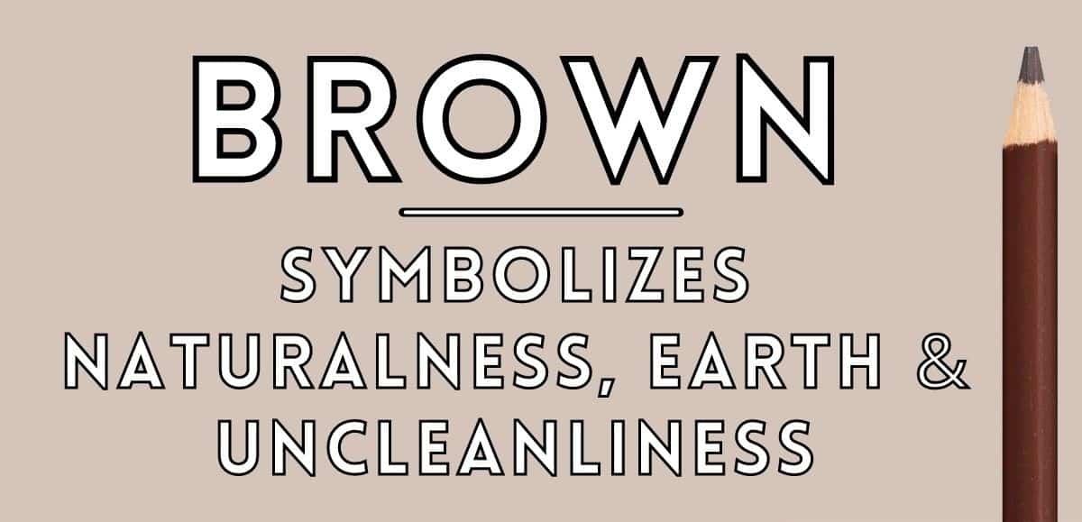 brown symbolism