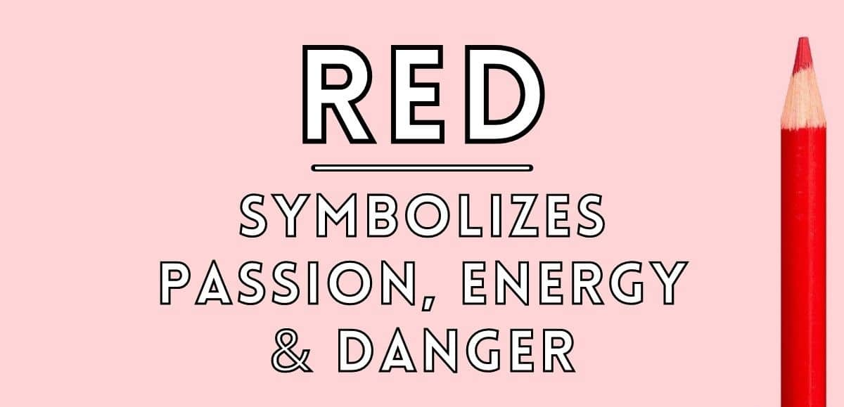 red symbolism