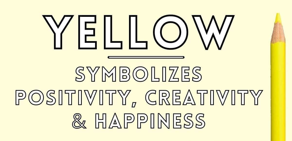 yellow symbolism